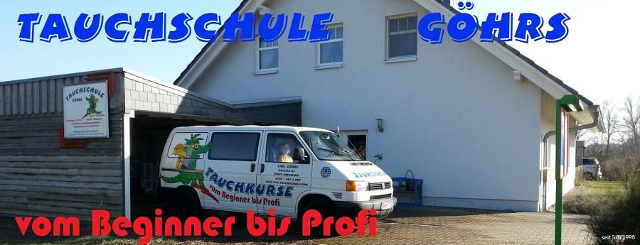 Tauchschule Göhrs in Jameln (Wendland)